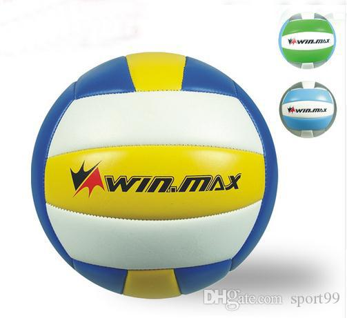 Volleyball Winmax Classical Brand Machine Stitched 2.0mm PVC Voleibol Volleyball Ball Indoor And Beach Volleyball Training