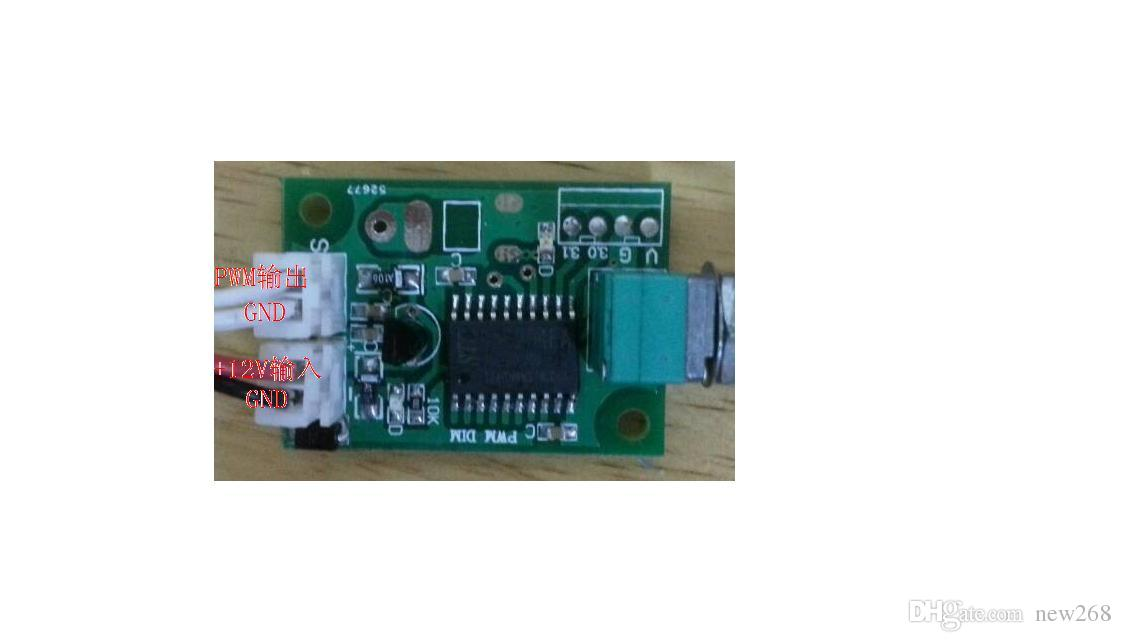 potentiometer pwm dimmer control for LUMinus phlatlight led series driver,PWM output module,control interface, power supply PWM dimmer