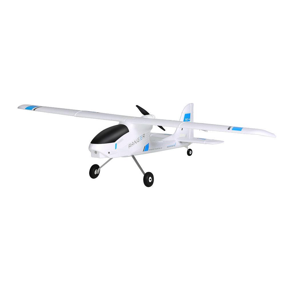 Wholesale- Original VolantexRC Ranger 757-4 1380mm Wingspan Drone EPO  Fixed-wing Aircraft PNP Version RC Airplane (with ESC, Motor, Servo)