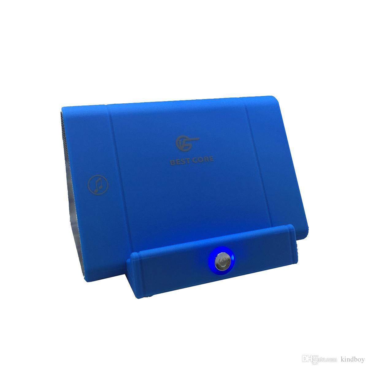 2017 bluetooth mini haut-parleur BC-168 son inductance mutuelle sans fil Triangle son magique pour haut-parleur de téléphone portable DHL gratuit