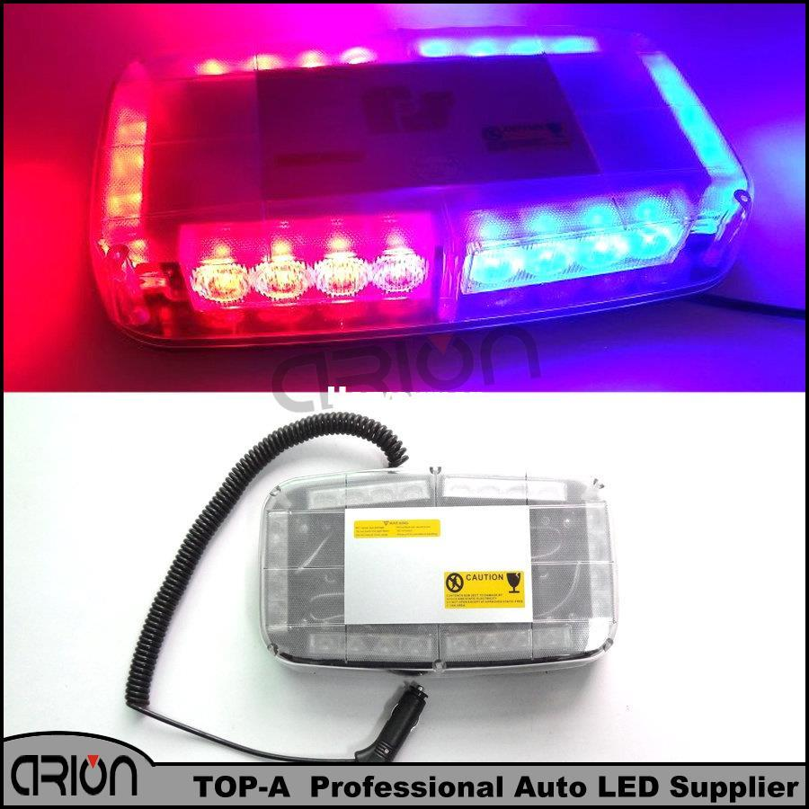 24 led 24w car strobe light mini bar roof dash windshields emergency 24 led 24w car strobe light mini bar roof dash windshields emergency truck red blue lightbar lamp discount emergency lights discount emergency vehicle aloadofball