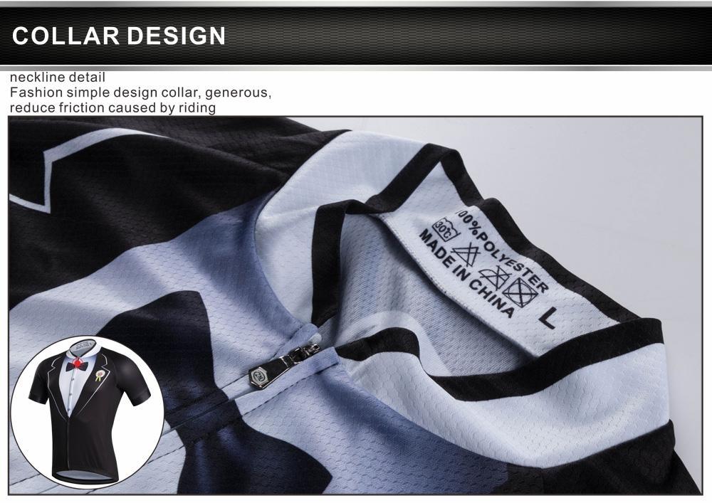Yeni Takım İngiliz beyefendi ciclismo Bisiklet giyim Bisiklet jersey kısa kollu Setleri Suite Bisiklet Jersey