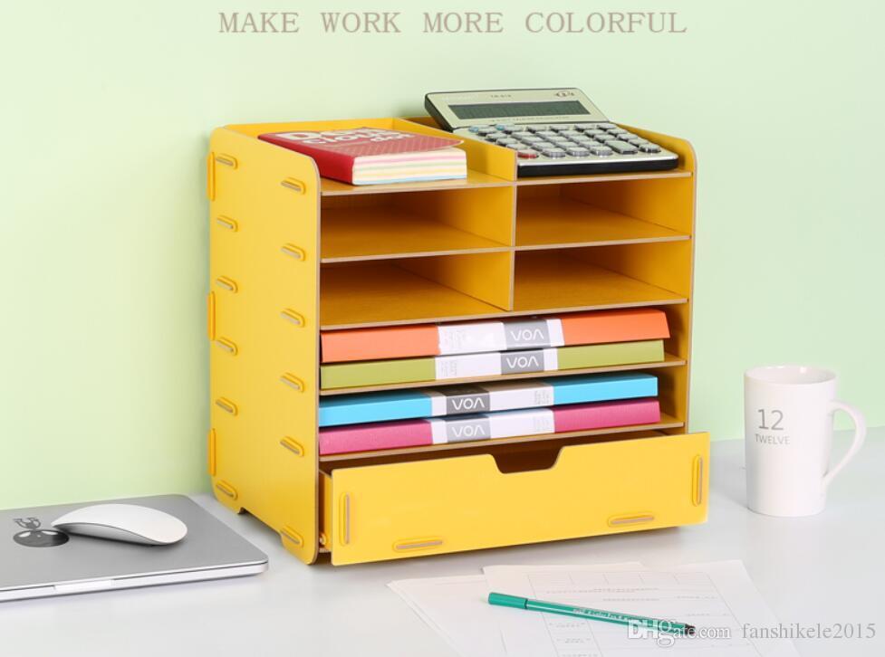 Großhandel Multi Layer Datei Rahmen Datenrahmen Kreative Schublade ...
