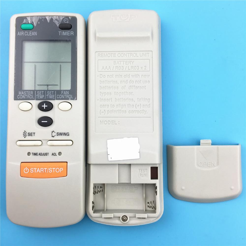 Wholesale- Conditioner air conditioning remote control suitable for Fujitsu  AR-JW27 AR-JW17 Ar-jw1 Ar-jw13 Ar-jw28 Ar-jw30