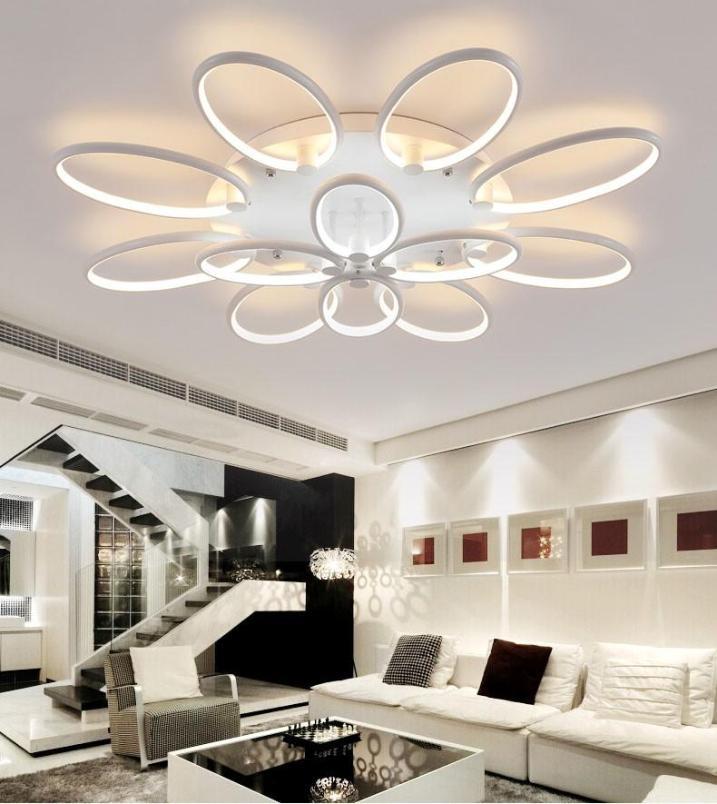 Großhandel Indoor Home LED Deckenleuchte Moderne Wohnzimmer ...