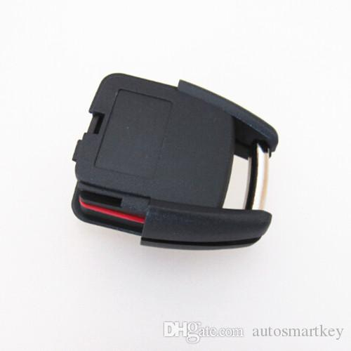 New replacement key case for Vauxhall opel corsa 3 button remote key blank shell