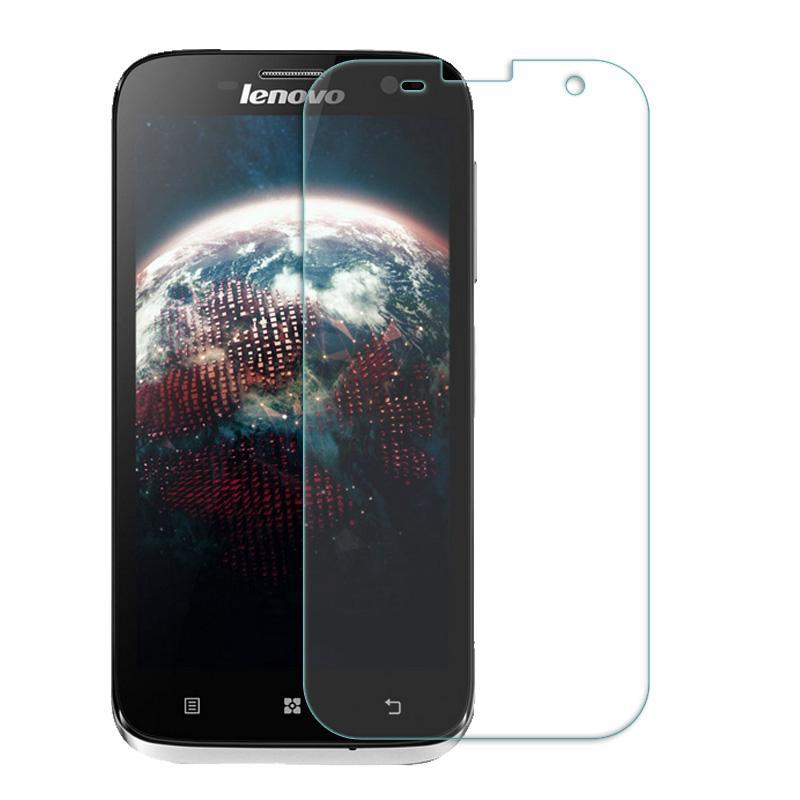 Trempe Vente En Gros Lenovo A859 Verre 026 M 25d Securite Premium Anti Empreintes Digitales Pour A 859 Avant Lcd Screen
