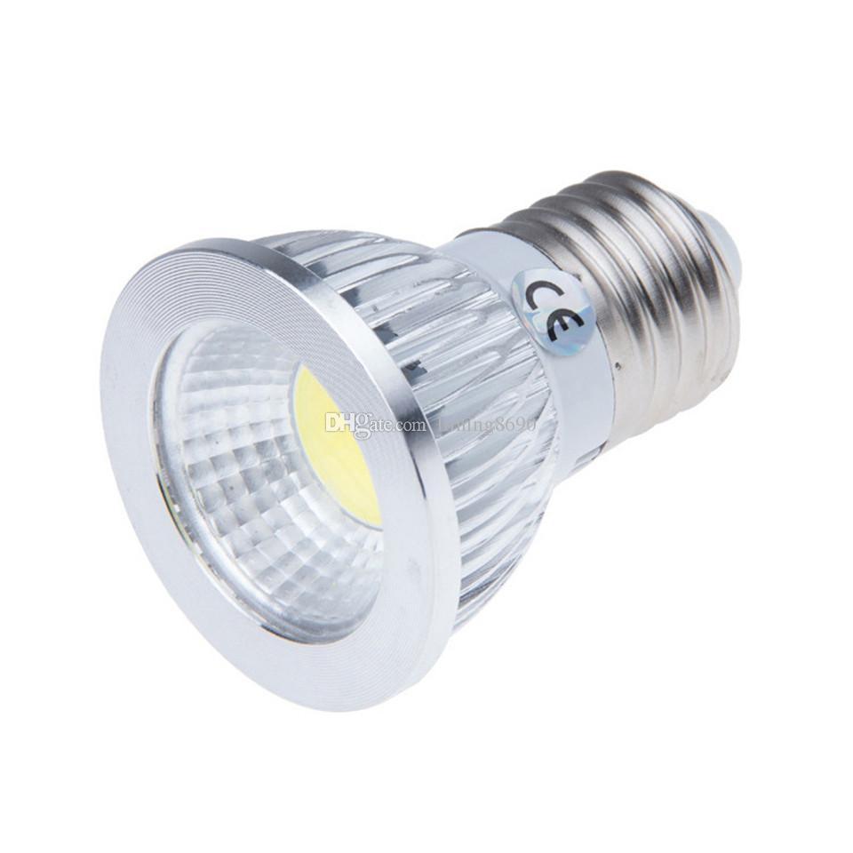 CREE COB GU10 E27 E16 E16 MR16 Regulável 9 W 12 W 15 W Levou Spot Lâmpadas de Luz CRI85 Alta Potência Luzes Led Lâmpada AC 110-240 V