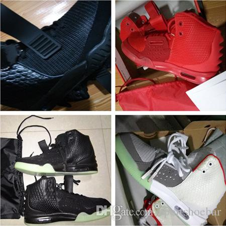 Drop ship 2017 Hot sale west II Red October West Trendy shoes sneakers man and woman basketball shoes size eur 36-47 wholesale
