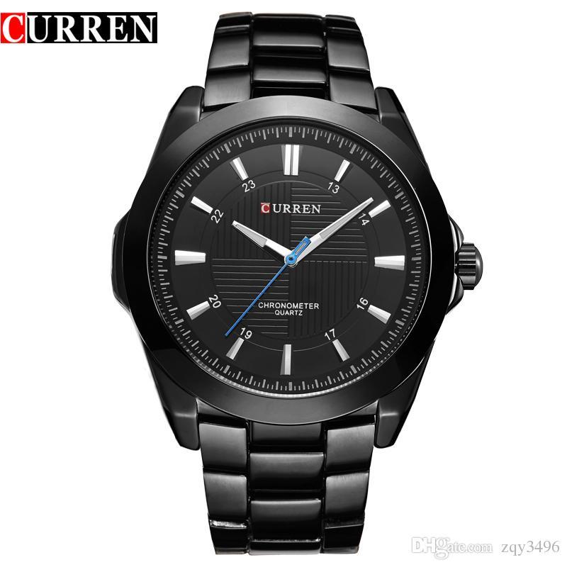 88ed5445fd3 Relogio Masculino CURREN Watches Men Quartz Army Watch Top Brand Waterproof  Male Watches Men Sports 8109 Curren Watches Curren Watches Men Top Brand  Luxury ...