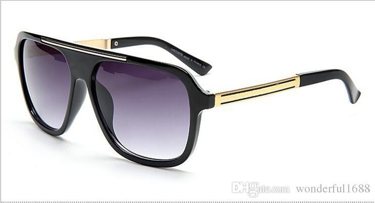 60df45d6e0 2017 Luxury Brand Designer Men Women Sunglasses Oversize Acetate Cat Eye  Sun Glasses Sexy Shades 2501 Shades Metal Eyeglasses Frames Online with ...