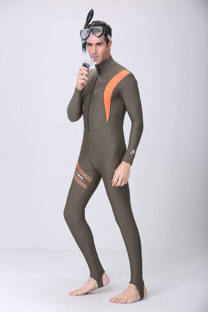 Wholesale Dropshipping Lycra Full Body Rashguard Swimwear Diving Surfing Boating Skin Scuba Dive Wetsuit Beach Suit