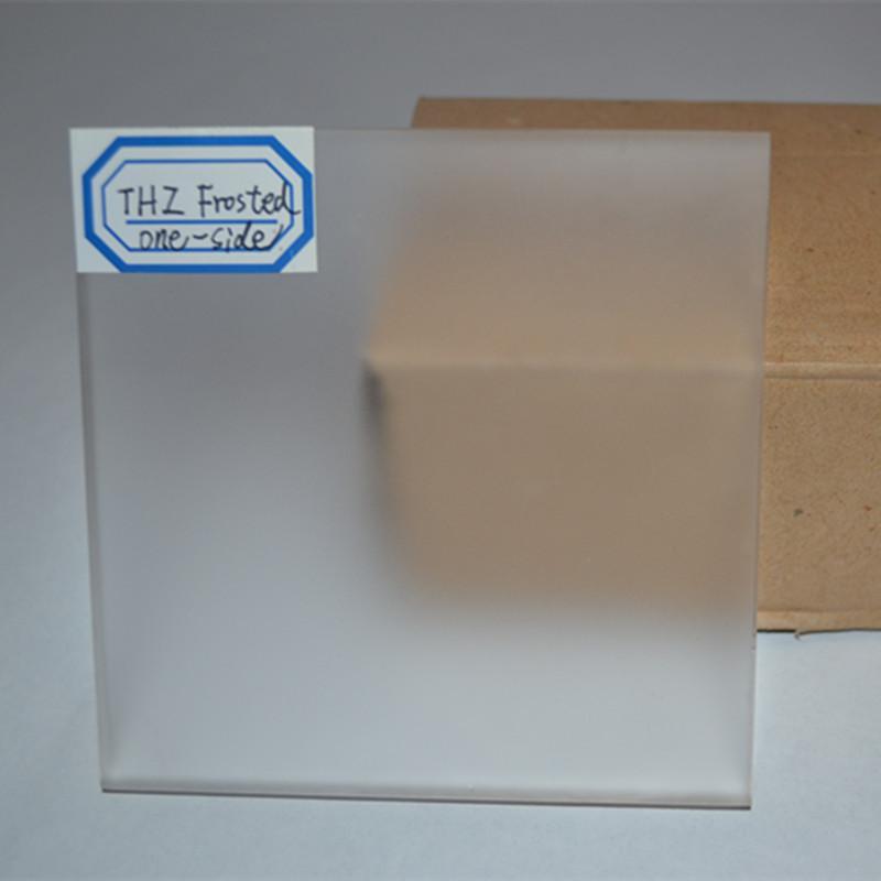 Compre Hojas De Acrílico Transparente 300x250x1mm Tarjeta De Visita ...