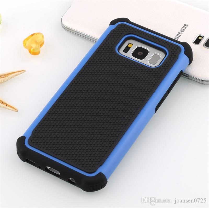 Football Skin Shock Proof Hybrid Defender Armor Case Shell Case Cover for iphone 5S 6S 7 Plus Samsung galaxy S5 S6 S7 edge S8 Plus A7 A8 A9