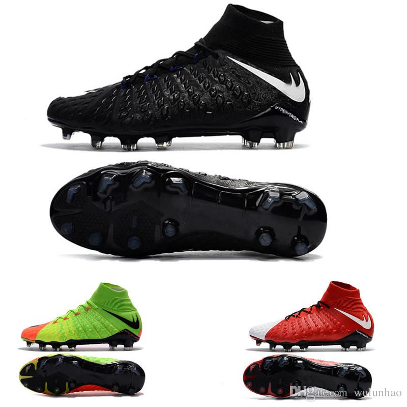 2018 Mens Hypervenom Phantom Iii Df Fg Soccer Shoes Cr7 Cristiano Ronaldo  Men High Top Youth Boys Football Boots Women Turf From Wulunhao, $97.49 |  Dhgate.