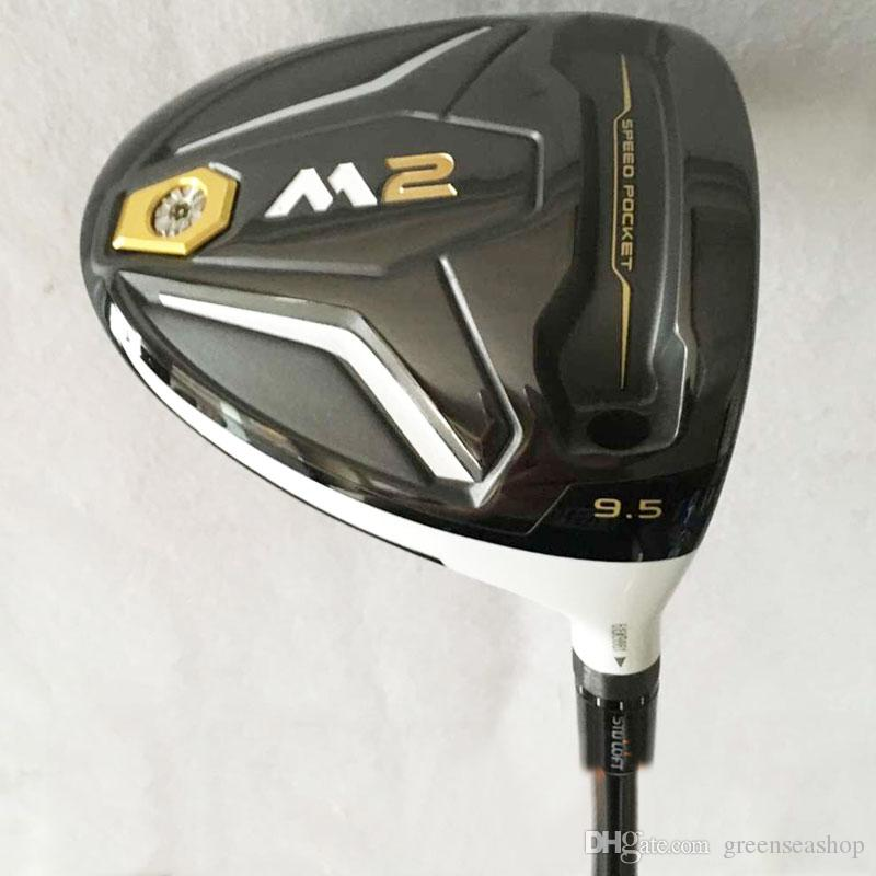 New mens Golf clubs M2 Golf driver 9.5/10.5 loft Driver clubs Graphite Golf shaft R/S Free shipping