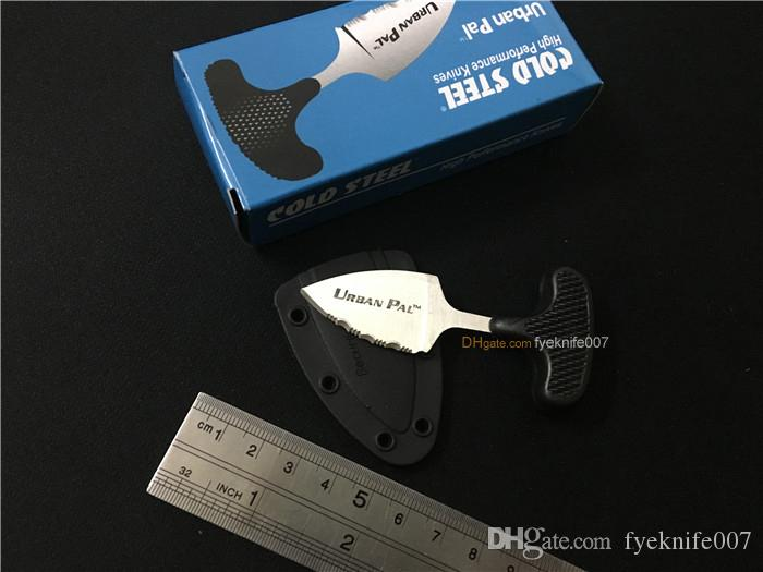 Yürüyüş Kamp El aleti sağkalım bıçak Ourdoor Soğuk Çelik Bahçe aracı Mini Sabit Blade Bıçak Kentsel Pal delme Bıçaklar işlevli