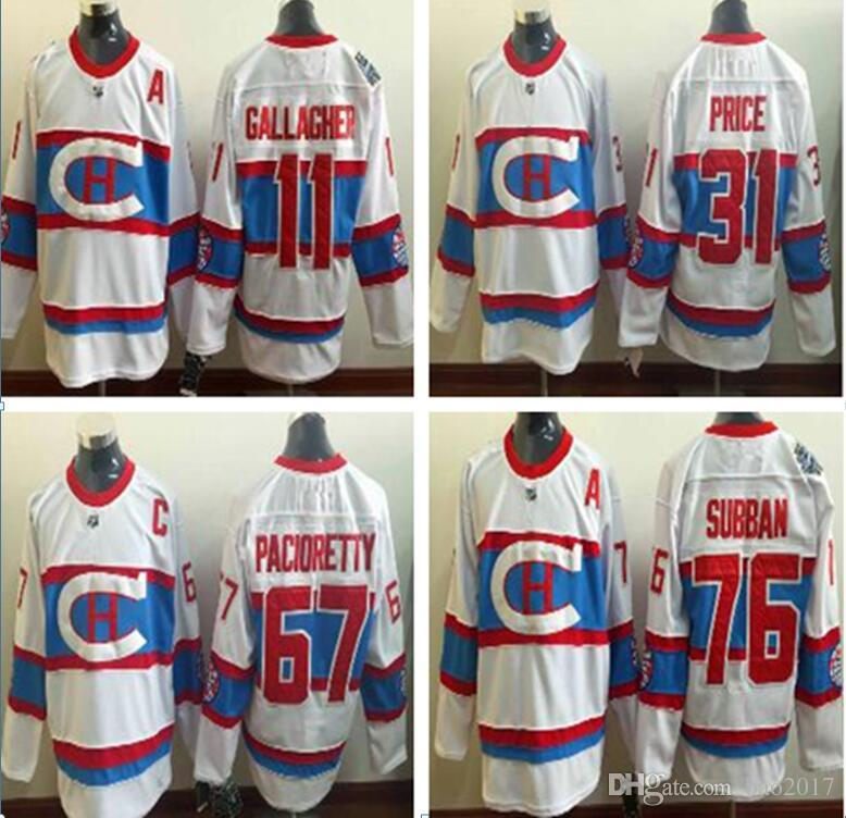 huge discount e91b8 f315a canadiens winter classic jersey