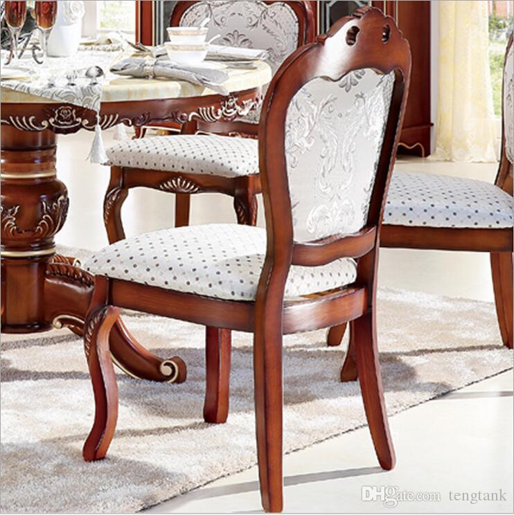 Hot Selling Antique Style Italian Small Table, 100% Solid Wood Italy Style  Luxury Chairs Pfy10229 Chairs Online with $284.16/Piece on Tengtank's Store  ... - Hot Selling Antique Style Italian Small Table, 100% Solid Wood Italy