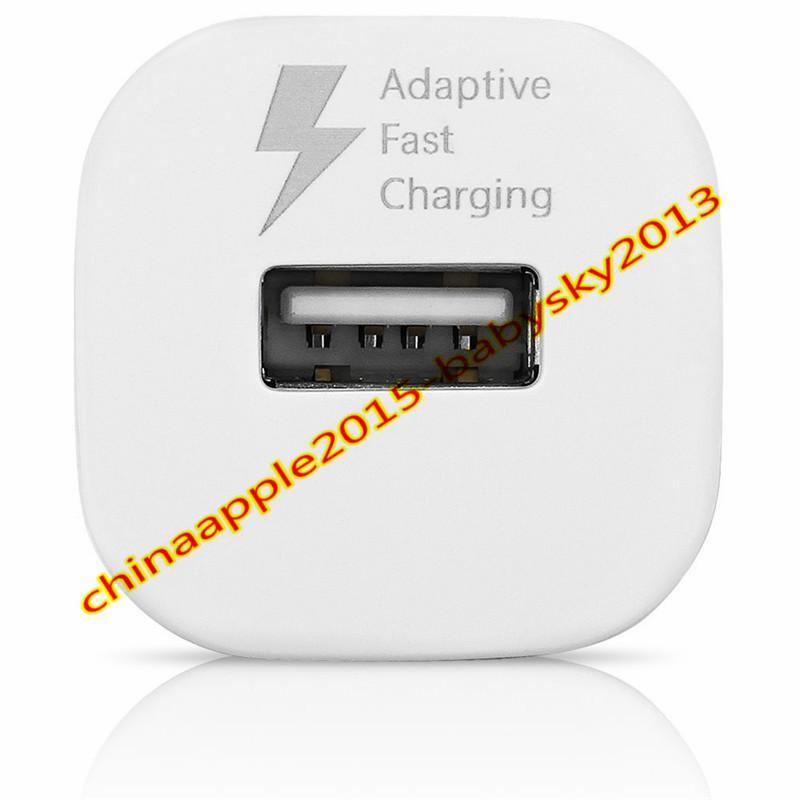 Schnelles schnelles anpassungsfähiges ladendes Autoladegerät Selbstmacht adatper + 1.5m Mikrousb-Kabel für Samsung-Galaxie s6 s7 Randanmerkung 4 5 androides Telefon pc