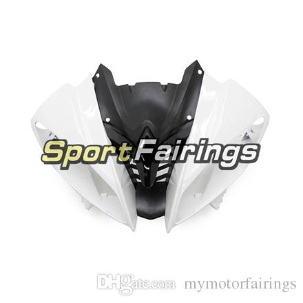 Full Fairings For Yamaha YZF600 R6 08 - 15 Year 2008 2009 2010 2011 2015 Sportbike ABS Motorcycle Fairing Kit Green White Bodywork Cowlings
