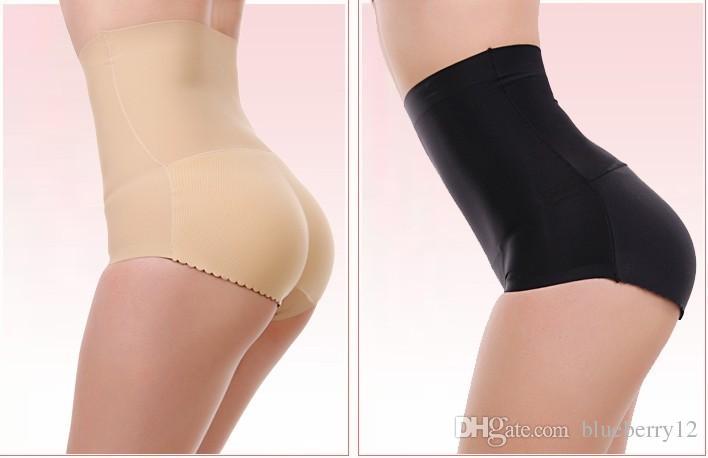Plus Size Mulheres Calcinha Sexy Ass Underwear Calcinha Cintura Alta Seamless Bottom Abundante Nádegas Calças Femininas Briefs