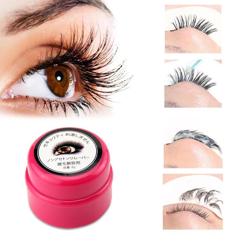 Wholesale Maquiagens Profissional Makeup Remove Eyelash Extension