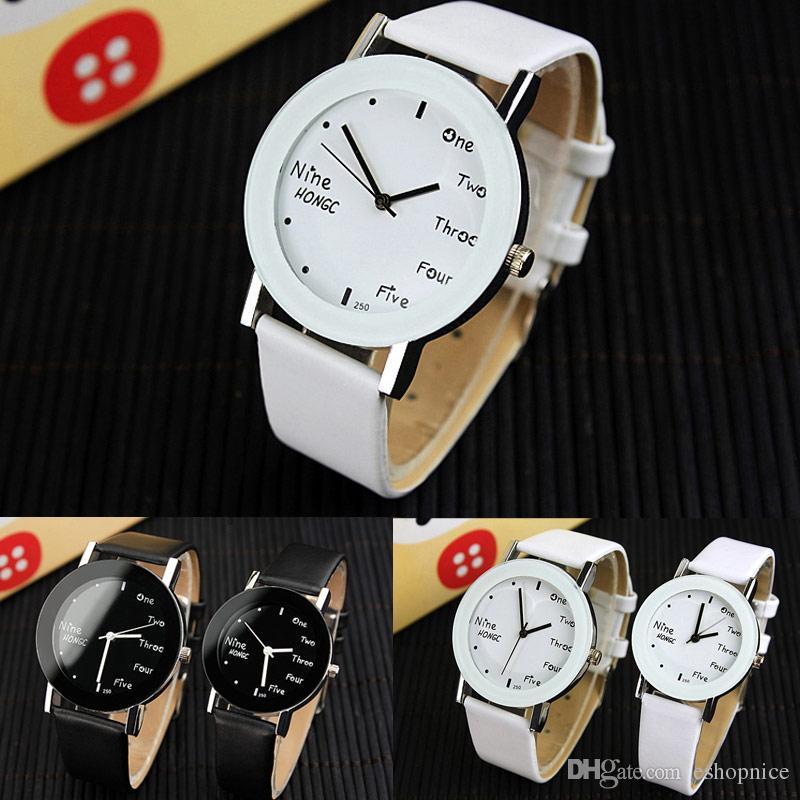e35241824a4 Compre Yazole Quartzo Relógio Das Mulheres Dos Homens 2017 Marca Famosa  Relógio De Pulso Relógio De Pulso Relógios Senhoras Meninas Montre Femme  Relogio ...