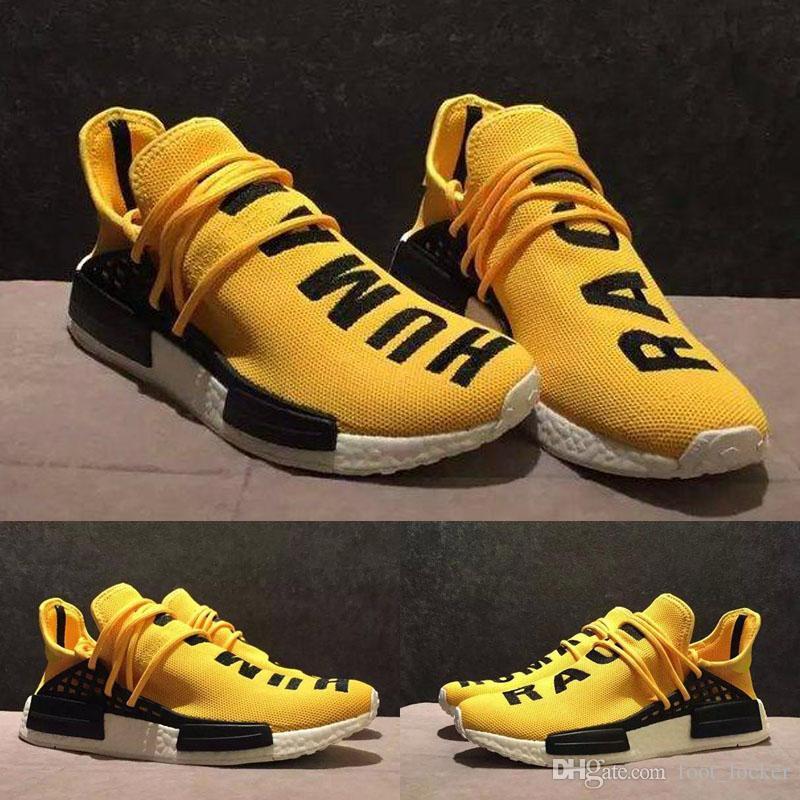 separation shoes 2d5eb b7aa3 human race shoes kids yellow