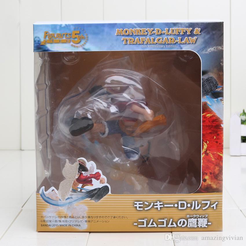 15cm One Piece Figure Luffy Figuarts ZERO 5th Action Figure Monkey D Luffy Skill Figurine One Piece Luffy Toys