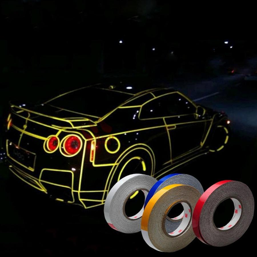 Trip Decoration Mcm Car Styling Reflective Tape Funny Diy - Custom motorcycle stickers funny