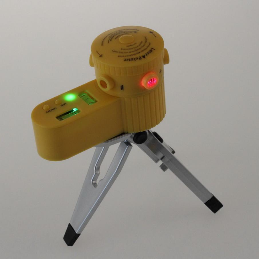 2017 Weltweit Multifunktions kreuz Laser Leveler Vertikale Horizontale Linie Werkzeug Mit Stativ