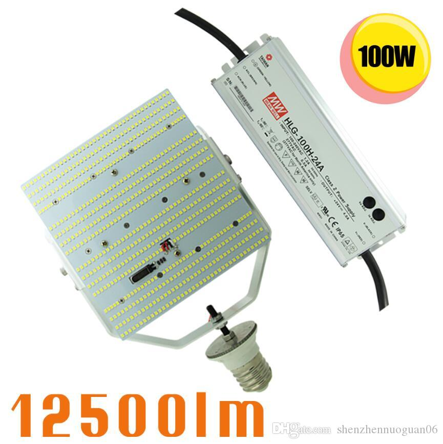 LED Gas Station Retrofit 400Watt Mercury Vapor L& Replacement E39 E40 Large Mogul Base 100W CanopyshoeboxWallpack in Parking Garage LED Gas Station ...  sc 1 st  DHgate.com & LED Gas Station Retrofit 400Watt Mercury Vapor Lamp Replacement ...