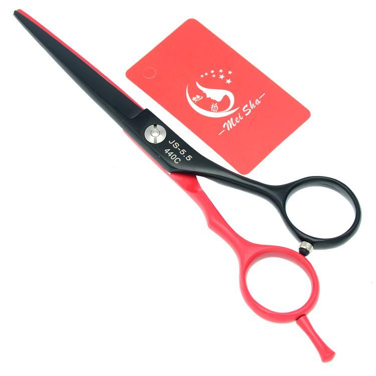 5.5inch Meisha all'ingrosso JP440C migliori cesoie capelli professionale forbici dei capelli barbiere taglio forbici parrucchiere barbiere rasoio, ha0062