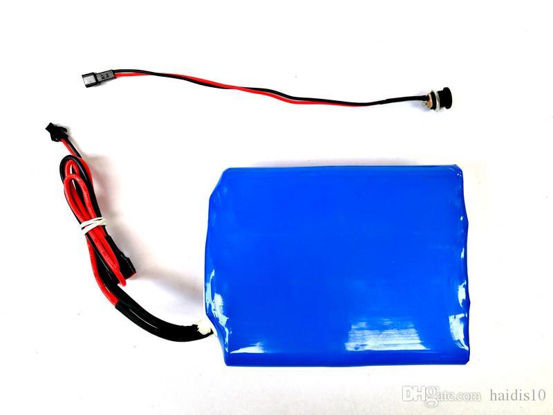 Batería del monopatín eléctrico 6S4P 11400mAh li-batería 18650