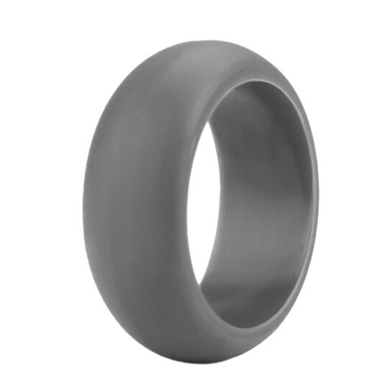 Best Silicone Wedding Ring For Men Hypoallergenic O Ring Wedding