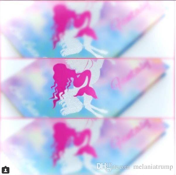 Dropshipping 2017 Aşk Luxe Güzellik Fantezi Paleti Makyaj Siz İnanılmaz Olmak Güzel Ateşli Çizgi Farı 6 Renkler Göz Farı