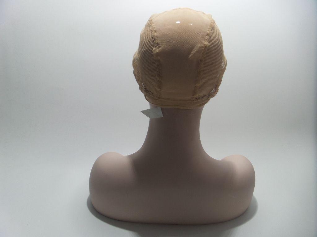 Vollspitzeperücke Farbe 4 # glattes Haar unverarbeitetes peruanisches Jungfrau-Menschenhaar 100% Ombre blonde Glueless mit dem Baby-gebleichten Knoten-Webart