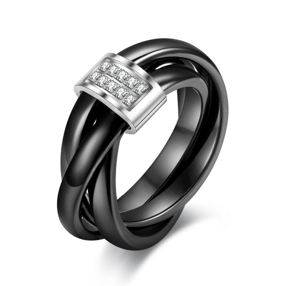 bagaholicboy diamond ring rings bulgari ceramic black