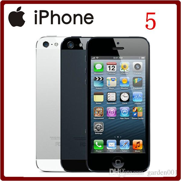 iphone 5 refurbished unlocked cheap factory unlocked apple iphone 5 refurbished 8 os 5576