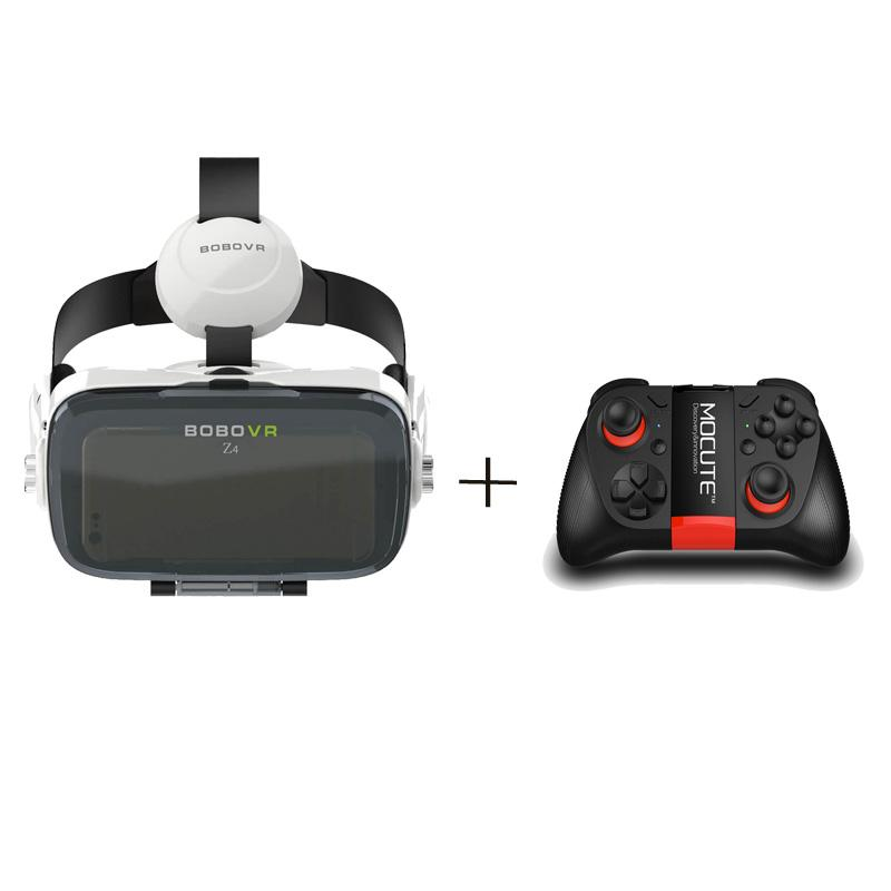 25f37b24fcb Wholesale- BOBOVR Z4 Virtual Reality 3D Glasses VR Box 120 Degrees ...
