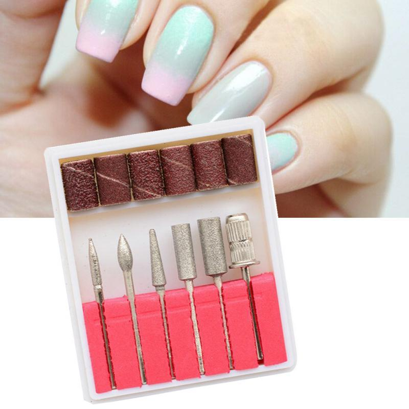 Wholesale Manicure Drill Bit For Nail Art Machine Grinding Heads