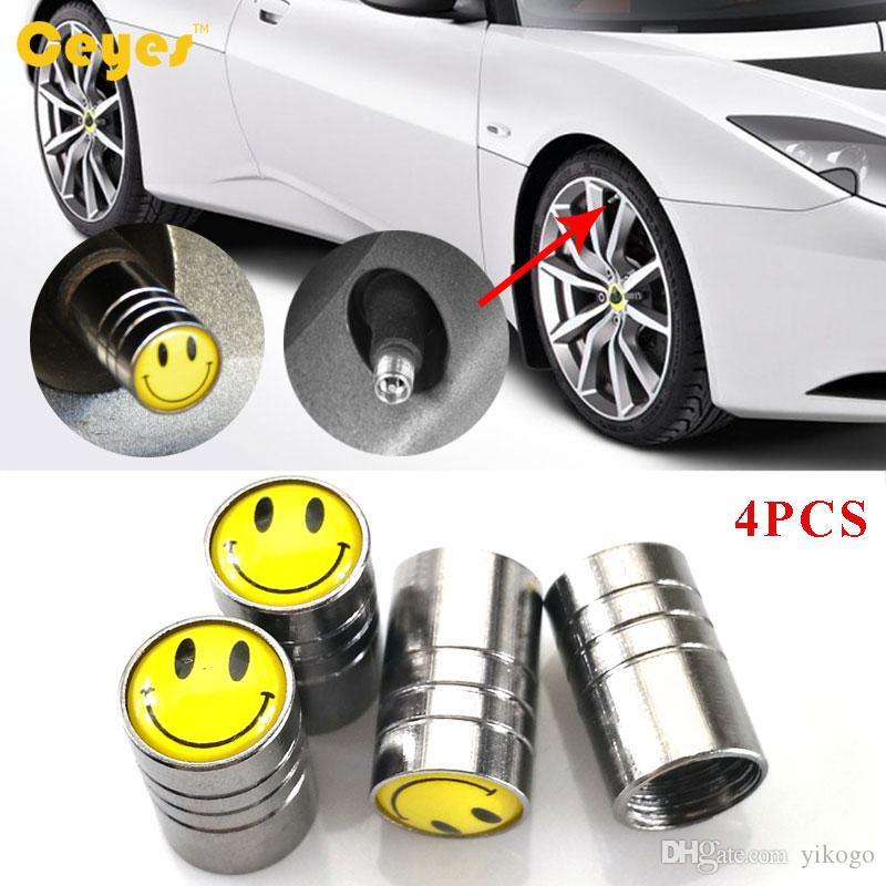 Auto-Rad-Reifen-Ventil-Reifen-Stamm-Luftkappen-Abdeckung für Bmw audi Toyota Honda Civic s Linie kia alfa Mini Saab VW Mercedes