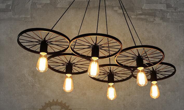 Acquista lampade a sospensione lampadario lampada principale luce