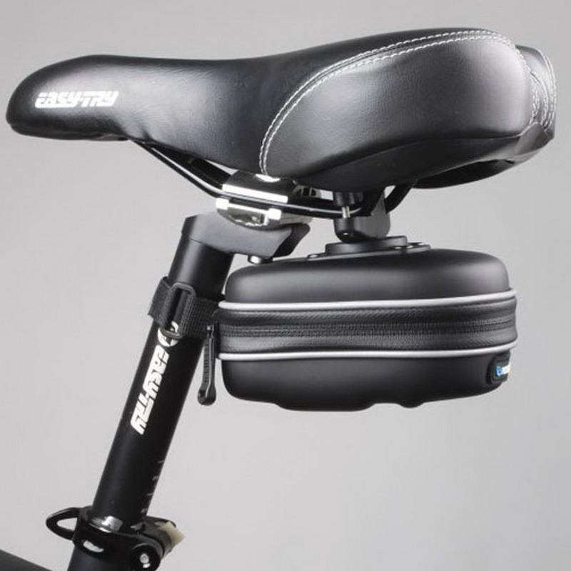 42a3342dda1 Mini Bolso Impermeable De La Bicicleta Que Completa Un Ciclo La Bolsa De  Asiento De La Silla De Montar Eva Basket La Bolsa Posterior De La Bici  Impermeable ...