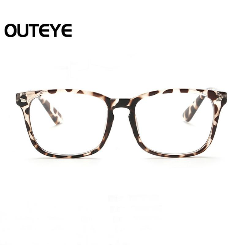 afafe9a4a9a4 Wholesale- Optical Myopia Glasses Fashion Clear Lens Eyewear Nerd ...