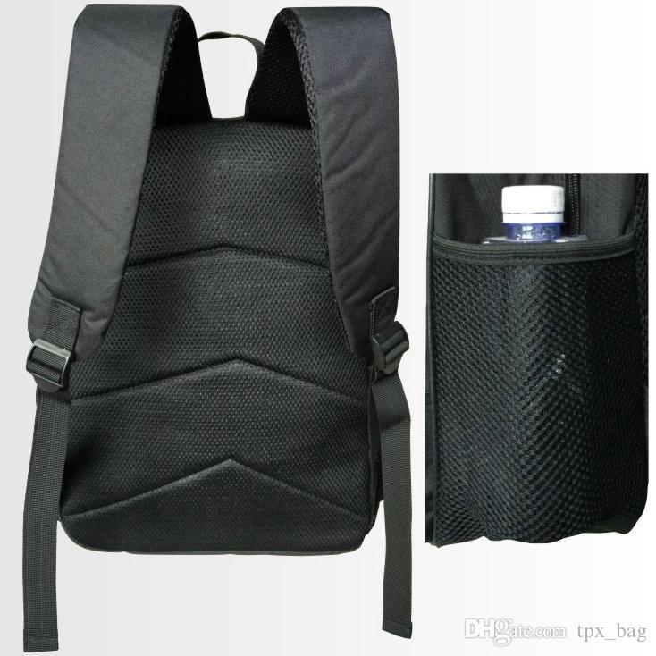 Ultron backpack Famous Villain daypack Super hero fans schoolbag Wolf man rucksack Sport school bag Outdoor day pack