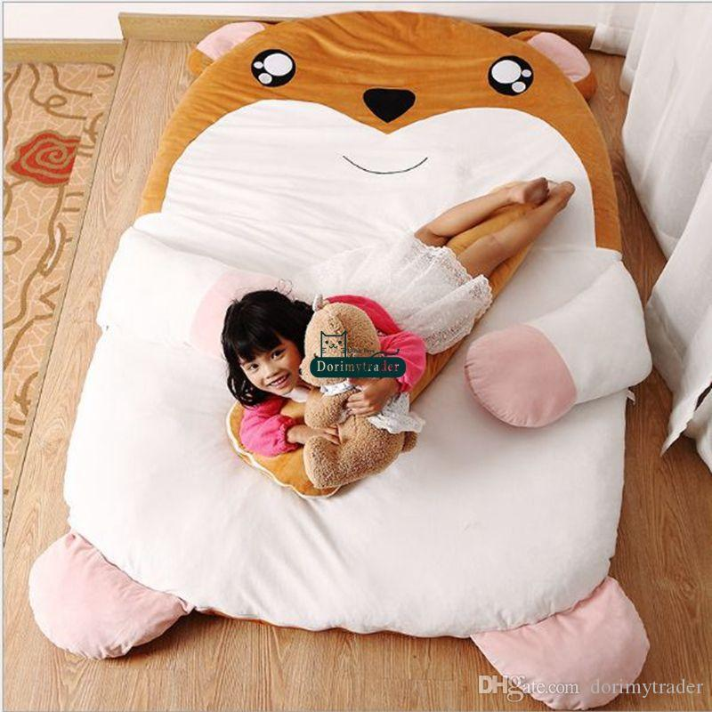 2019 Dorimytrader Cuddly Anime Hamster Beanbag Stuffed Cartoon Mouse