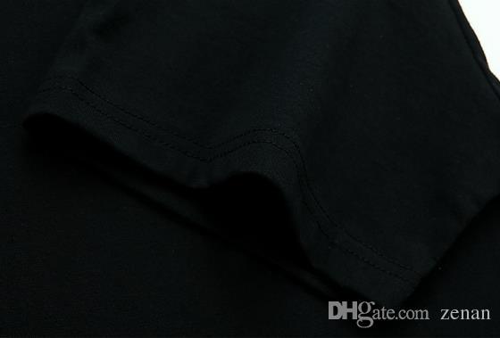 2017 Ropa de la Marca Casual 3D Imprimir Estrellas Camiseta Hombres Camisas de Algodón Artículos de Venta O-cuello T-shirts