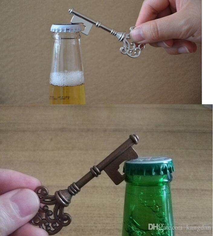 Weihnachten Promotion HouseHolds Neuheit Mini UK Suck KeyChain Schlüsselanhänger Bier Flaschenöffner Edelstahl Flaschenöffner Coca Can Öffnungswerkzeug wth Ring
